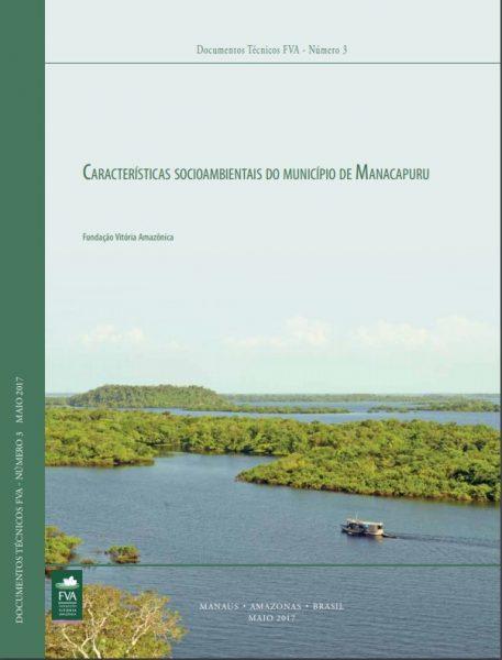 Características socioambientais do município de Manacapuru