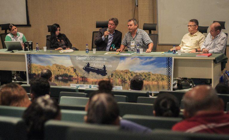 Seminário Gestão de Recursos Hídricos do Amazonas
