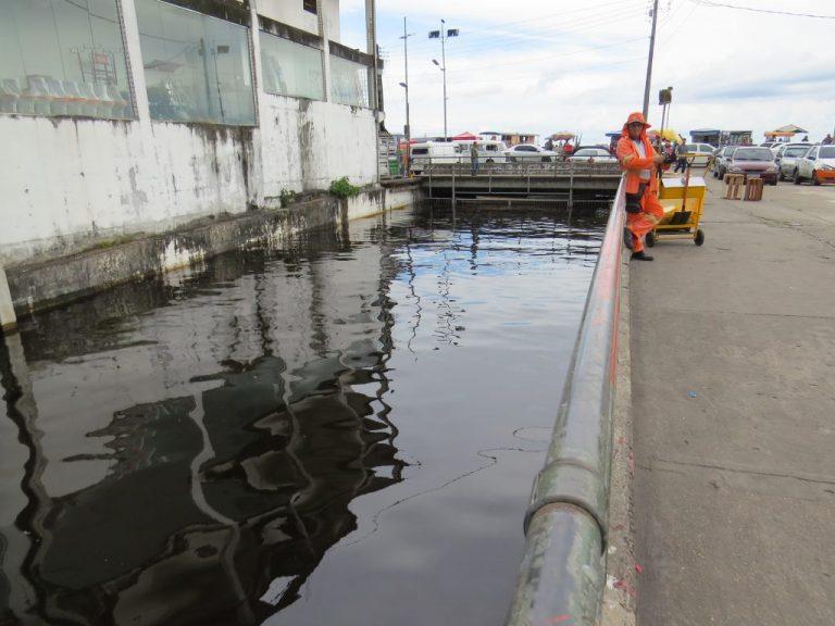 Nível da cheia em Manaus começa a estabilizar, aponta Laboratório de Geoprocessamento