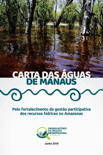 Carta das Águas de Manaus